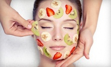 One or Three 30-Minute Organic Facials with Mini Makeovers at Aminahs Organic Skin Spa (Up to 55% Off)