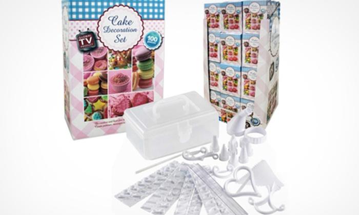 Sharper Edge Cake Decorating Kit : The Sharper Edge Ltd Deal of the Day Groupon