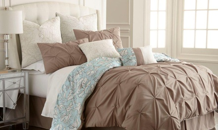 Home Collection 8-Piece Comforter Sets