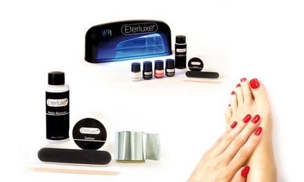 Conjunto de manicure permanente Eterluxe por 34,90€