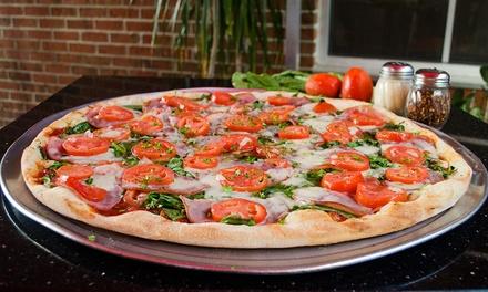 $12 for $20 Worth of NY Pizza, Pasta, and Fresh Subs at I Love NY Pizza