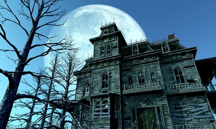 Haunted-House Adventure for Two or Four at Gateway of Chaos (50% Off). Four Dates Available.