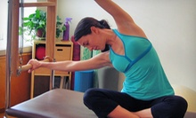 One or Three Private Pilates Sessions at Mongoose Bodyworks (Up to 52% Off)