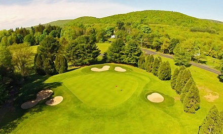 18 Holes of Golf for Two, Valid Monday–Friday or Anytime at Simsbury Farms (Up to 41% Off)