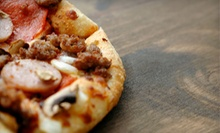 $10 for $20 Worth of Brick-Oven Pizza and Sicilian Fare at Home Style Pizza in Schenectady
