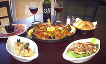 $12 for $24 Worth of Paella for Two at Paella House