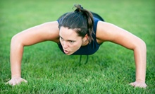 Four or Six Weeks of Boot-Camp Classes from Fierce Body Boot Camp (Up to 83% Off)