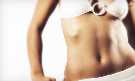 One or Two Exilis Skin-Tightening and Body-Contouring Treatments for One Area at Allure Wellness MD (Up to 84% Off)