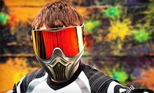 $29 for All-Day Paintball Session with Equipment Rental for Up to Six at North East Adventure Paintball ($195 Value)