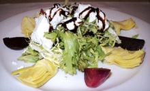 European Cuisine at Tanti Luce 221 (Up to 53% Off). Two Options Available.
