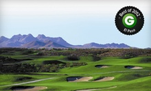 $49 for an 18-Hole Round of Golf for Two with Cart Rental at Sonoma Ranch Golf Course in Las Cruces (Up to $108 Value)