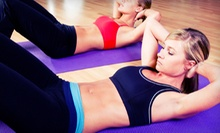 $49 for One-Month Membership with Unlimited Boot-Camp Classes at The Coliseum Fitness ($150 Value)