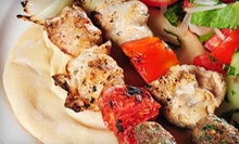 BYOB Indian Cuisine or Kebabs at Indian Hut (Up to 53% Off). Four Options Available.