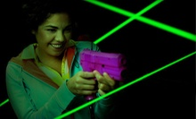 Laser Tag and Batting-Cage Tokens for 2 or 4, or a Laser-Tag Party for Up to 20 at Casey's SportsWorld (Up to Half Off)