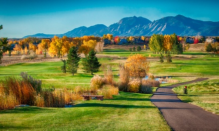 $150 for 18 Holes and Vouchers for Persimmon Grill for Two at Lake Valley Golf Club ($218 Value)