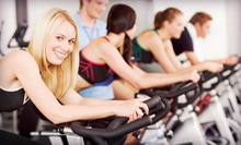 5 or 10 Cycling, Yoga, or Zumba Classes at Cycle Fit Studios (Up to 54% Off)