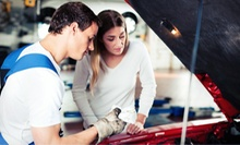 One or Three Regular or Synthetic Oil Changes with Maintenance Packages at A-Plus Auto Service Center (Up to 76% Off)