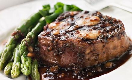 $50 for $100 Off Your Dinner Bill at Bobby Van's Steakhouse