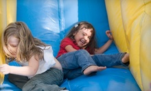 5 or 10 Pop-In Playtime Visits to Pump It Up (Up to 55% Off)