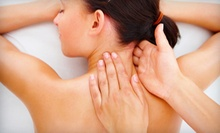 One or Three 55-Minute Massages with Optional Consultation at Davis Chiropractic (Up to 57% Off)