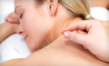 One or Two Private Acupuncture Sessions at Chinese Acupuncture &amp; Herb Center (Up to 72% Off). Two Locations Available.