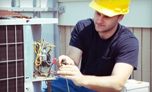 Heating and A/C System Tune-Up with Optional Air-Duct Cleaning from Clean Air America (Up to 72% Off)