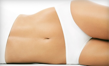 One, Three, or Five Ultra Body-Sculpting Sessions at Unis Spa (Up to 69% Off)
