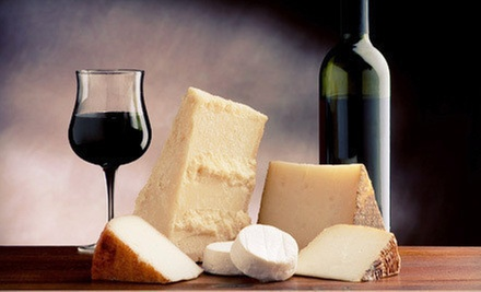 $23 for Wine Flights and an Artisanal Cheese Board for Two at Volo Restaurant Wine Bar (Up to $49 Value)