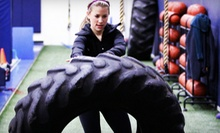 $49 for a Four-Week Boot-Camp Program at East Coast Fitness ($149 Value)