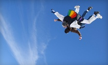 Tandem Skydiving Experience on a Weekday or Weekend from Skydive Warren County (Up to 56% Off)