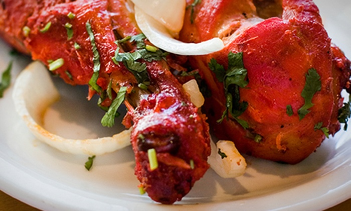 Shimla Pinks - Glasgow: Two-Course Indian Meal For Two or Four from £12.50 at Shimla Pinks (Up to 65% Off)