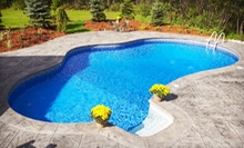 One or Two Months of Weekly Pool Maintenance from Master Pool Services (Up to 78% Off)
