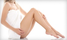 Six Laser Hair-Removal Treatments for a Small, Medium, or Large Area at Deja vu Salon &amp; Spa (Up to 85% Off)