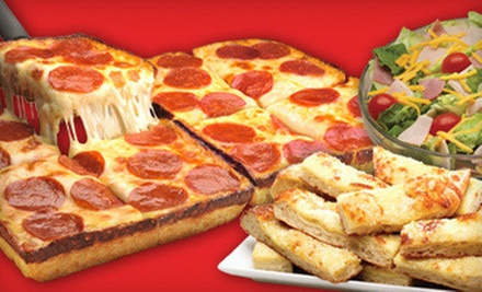 $10 for $20 Worth of Pizza, Subs, Salads, and Breadsticks for Pick-up at Jet's Pizza