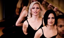 $75 for Eight Barre Fitness Classes at barre54 ($174 Value)
