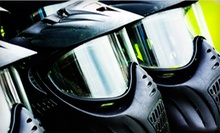 $22 for All-Day Paintball Package with Equipment Rental, Air, and 500 Paintballs at PBC Paintball Park ($44 Value)