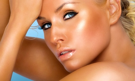 One or Three Signature Airbrush Spray Tans at The Spray Tan Bar (Up to 50% Off)