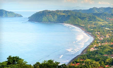 groupon daily deal - 3-, 4-, or 5-Night Stay with Meal Plan at Morgan's Cove Resort & Casino in Costa Rica. Combine Up to 10 Nights.