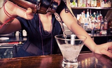 Three-Hour Mixology Seminar or a 16-Hour Bartending Course at Authentic Bartending School (Up to 76% Off)