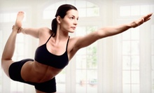 10 or 20 Yoga Classes at Bell Yoga Studio (Up to 66% Off)