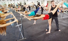 5 or 10 Ballet-Inspired Fitness Classes at Cardio Barre Redondo Beach (Up to 67% Off)