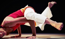 10 or 20 Capoeira Classes for Adults or Kids at Axé Martial Arts and Fitness in Mississauga (Up to 90% Off)