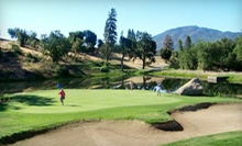 18 Holes of Golf with Range Balls for One, Two, or Four at Sierra Meadows Country Club (Up to 53% Off)