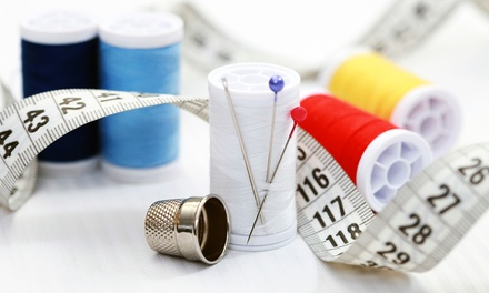 Holiday Gifts, Men's Tie, or Designer Clutch Sewing Workshop at The New York Sewing Center (Up to 57% Off)