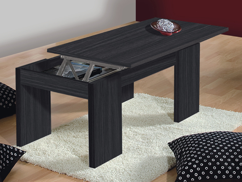 h henverstellbarer couchtisch groupon goods. Black Bedroom Furniture Sets. Home Design Ideas