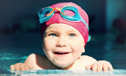Four or Eight 30-Minute Indoor Swimming Lessons at Georgia Aquatic Center (Up to 53% Off)