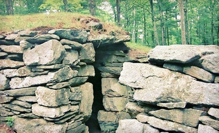 Outing for Two or Four or One-Year Family Membership at America's Stonehenge in Salem (Up to 59% Off)