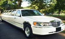 $399 for a Six-Hour Limousine Tour of Wine Country for Eight from Wine Road Tours ($850 Value)