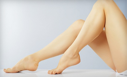 One, Two, Four Laser Vein-Therapy or Sclerotherapy Treatments at Inverness Dermatology (Up to 80% Off)