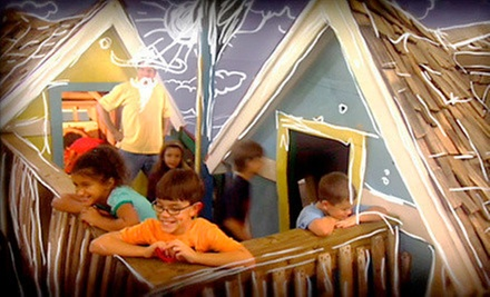 Basic- or Explorer-Level Membership with Five Admission Passes to Great Explorations Children's Museum (Up to 58% Off)